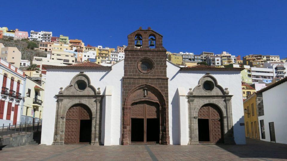La Iglesia de la Asuncion de San Sebastian