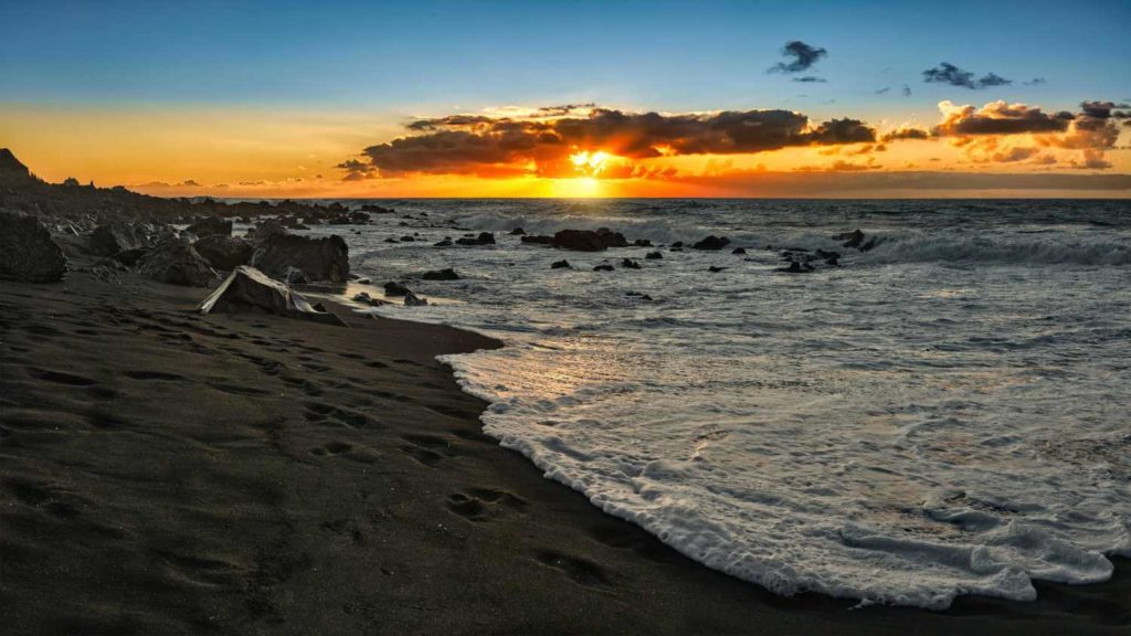 Playa del Ingles, Valle Gran Rey